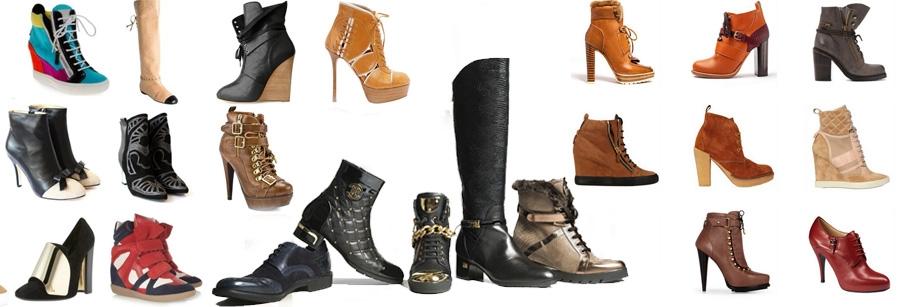 Женские Ботинки и Сапоги