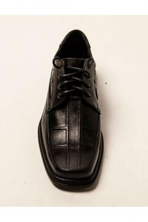 Мужские туфли 001 черные