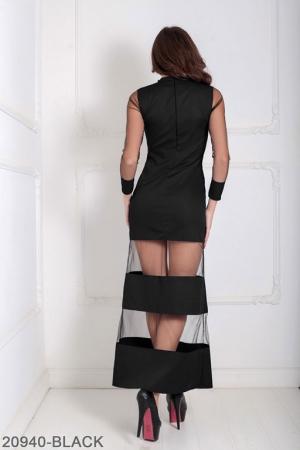 Женское платье Eleona 20940-BLACK