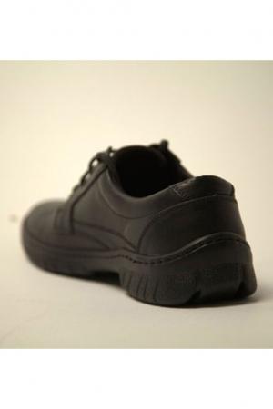 Мужские туфли 057 черные