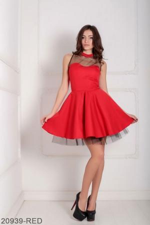 Женское платье Margo 20939-RED