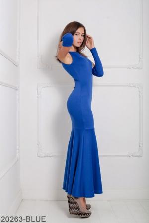 Женское платье Noren 20263-BLUE