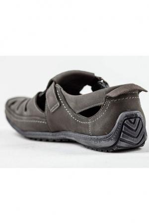 Мужские сандалии 020 серые