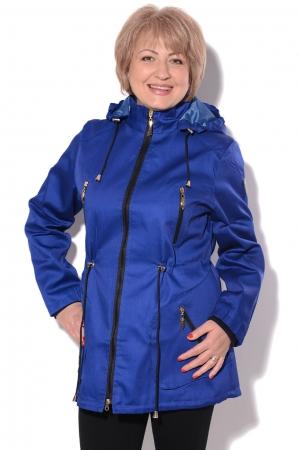 Куртка женская Richmond Парка 5004/1 синяя