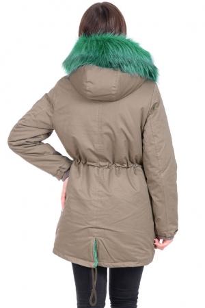 Куртка-парка  Pshenichnaya 8113-1