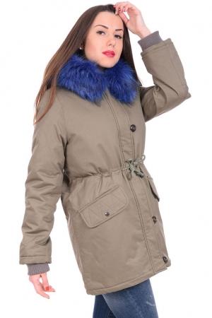 Куртка-парка  Pshenichnaya 8113-3