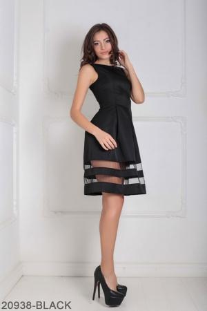 Женское платье Tina 20938-BLACK