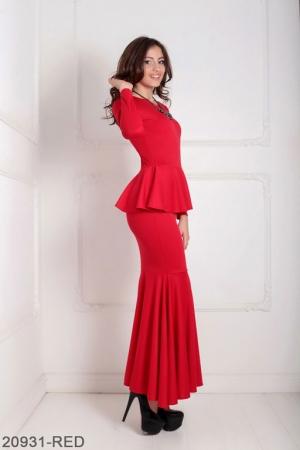 Женское платье Laura 20931-RED
