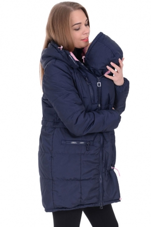 Куртка-слингокуртка 3в1 для беременной Rid 451-1