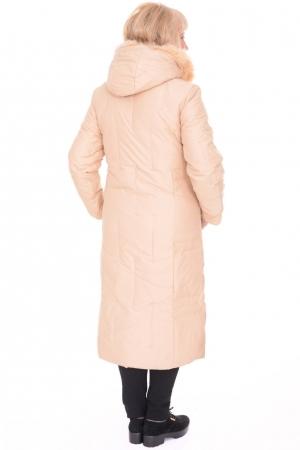 Пальто женское Red Ocean 21018 беж