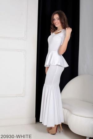 Женское платье Amalia 20930-WHITE