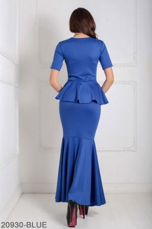 Женское платье Amalia 20930-BLUE