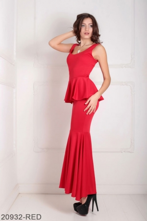 Женское платье Andrea 20932-RED