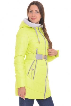 Куртка женская Kapre 1817 лимонная