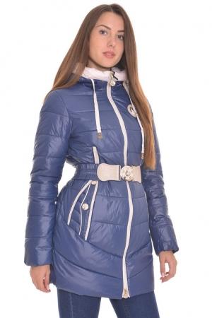 Куртка женская Kapre 1817 синяя