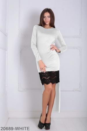 Женское платье Bristol 20689-WHITE