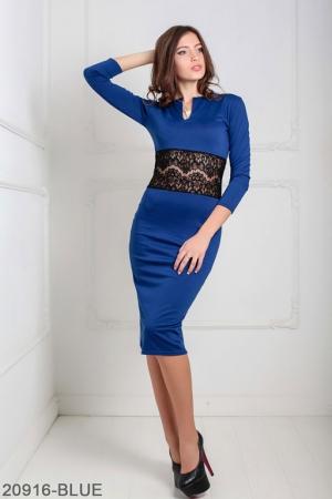 Женское платье Meredith 20916-BLUE