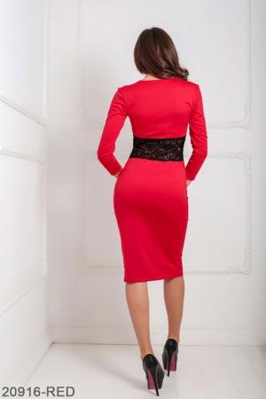 Женское платье Meredith 20916-RED