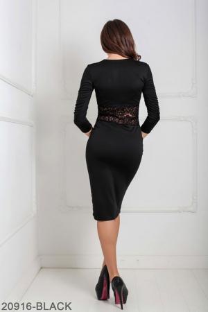 Женское платье Meredith 20916-BLACK