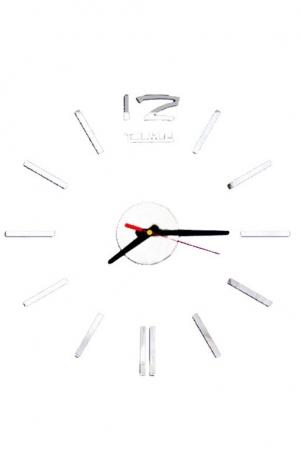 Настенные часы - стикеры Z-time с 3D-эффектом