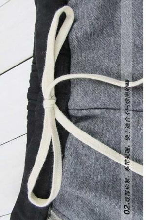 Леггинсы с шортами 2в1 утепленные черные