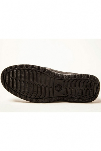 Мужские туфли 004 черные