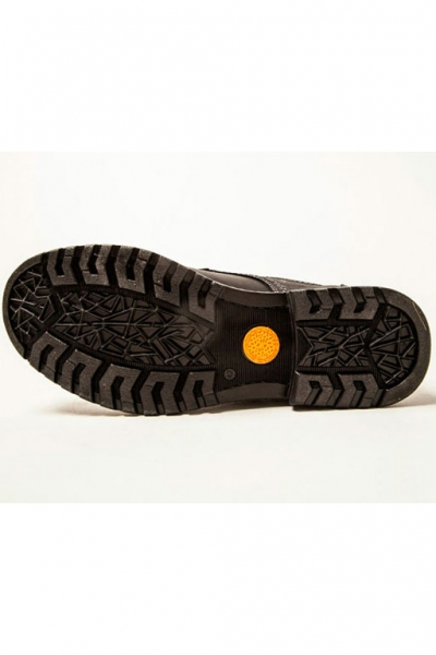 Мужские туфли 009 черные