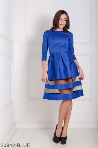Женское платье Tionna 20942-BLUE