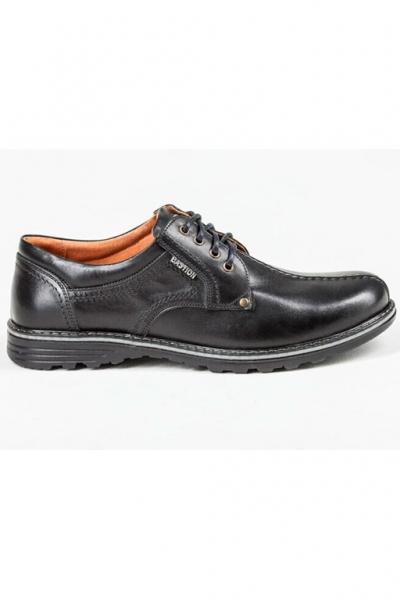 Мужские туфли 007 черные