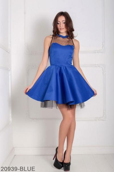 Женское платье Margo 20939-BLUE