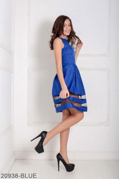 Женское платье Tina 20938-BLUE