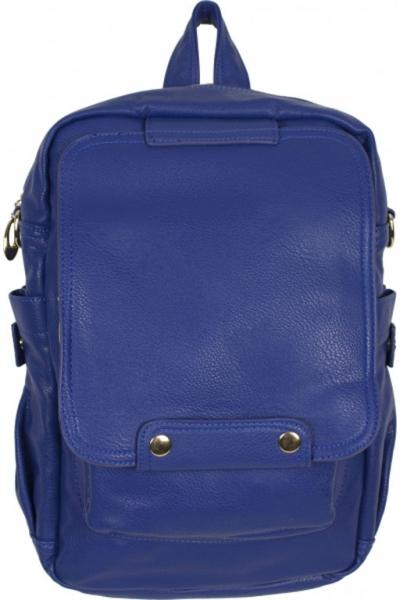 Сумка-рюкзак 5001 синяя