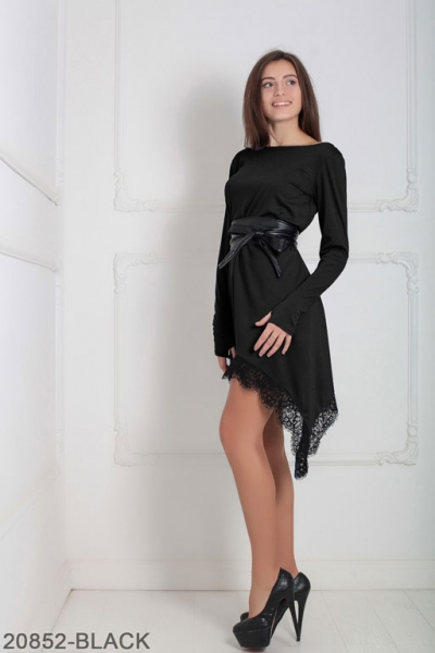 Женское платье Stima 20852-BLACK