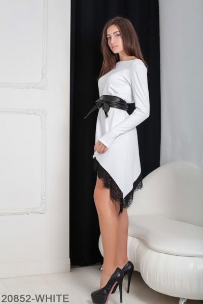 Женское платье Stima 20852-WHITE