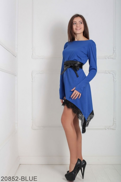 Женское платье Stima 20852-BLUE