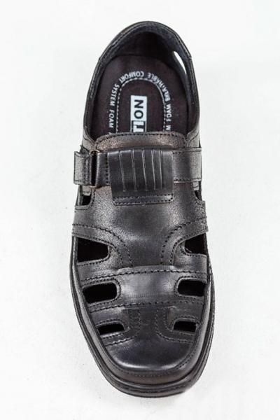 Мужские сандалии 030 черные