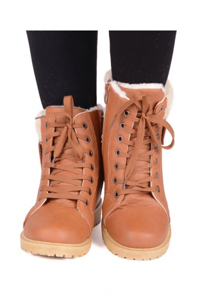 Ботинки женские M/N BED04-1