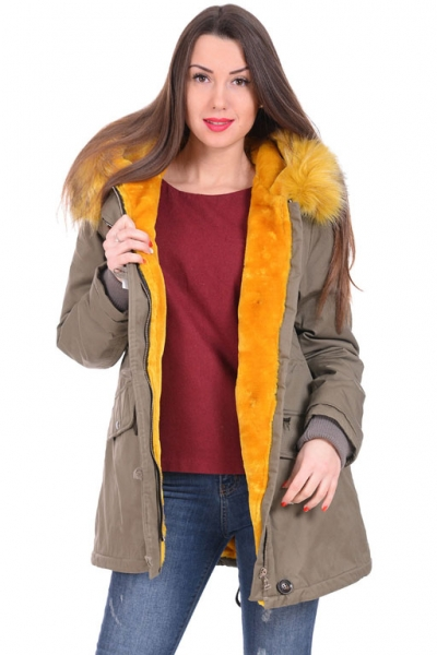 Куртка-парка  Pshenichnaya 8113-2