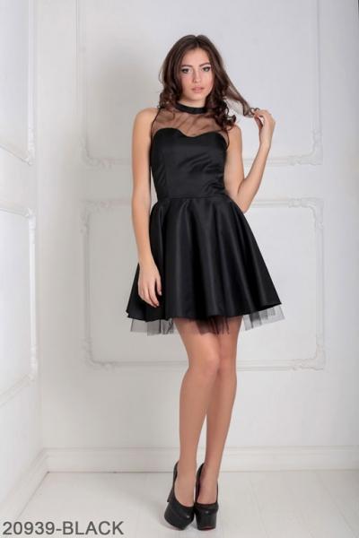 Женское платье Margo 20939-BLACK