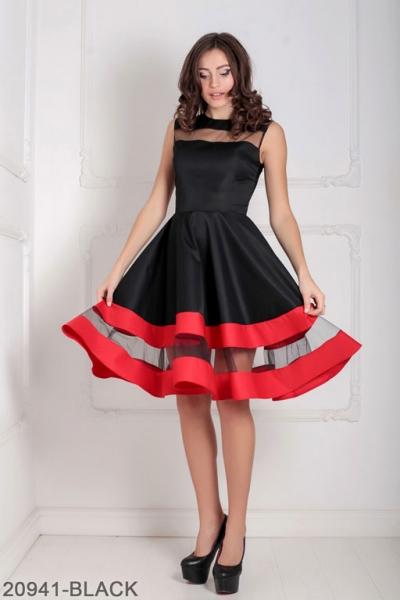 Женское платье Valentine 20941-BLACK