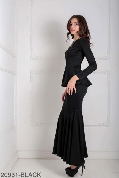 Женское платье Laura 20931-BLACK
