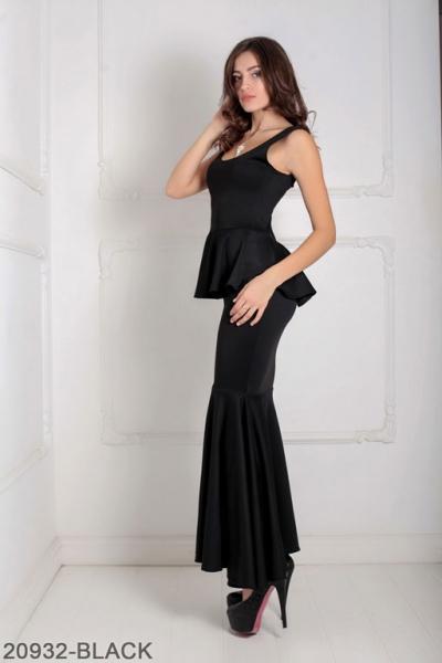 Женское платье Andrea 20932-BLACK