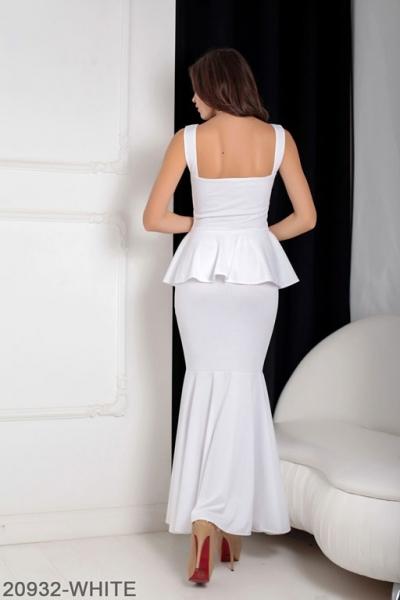 Женское платье Andrea 20932-WHITE