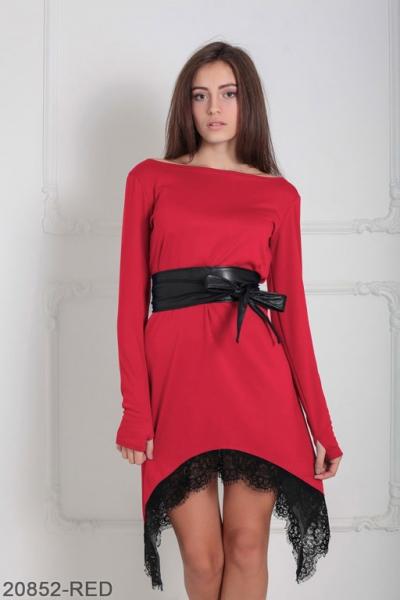Женское платье Stima 20852-RED